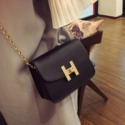 The 2017 summer new handbag small package mini bag chain package Shoulder Satchel diagonal small bag