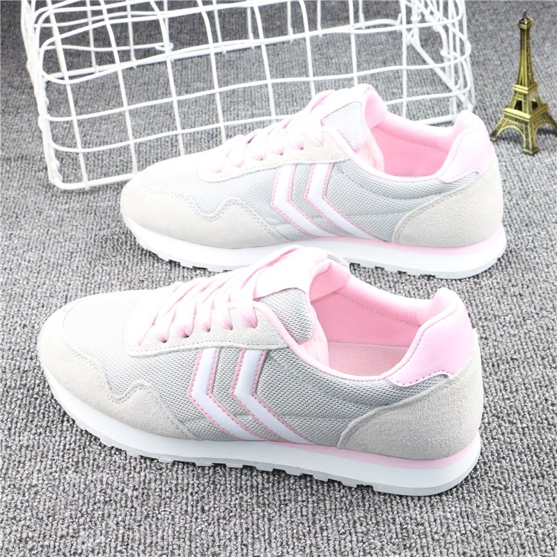 The spring and summer of 2017 air Korean ulzzang sports shoes all-match Harajuku thick soled shoes shoes. '