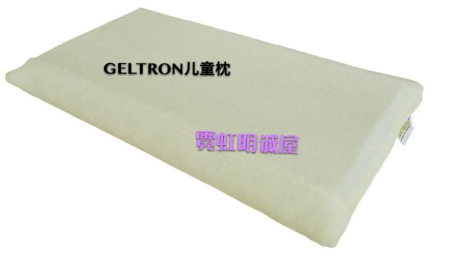 Japanese direct mail GELTRON baby, baby, children, high-quality sleeping pillow, 6 months, -5 years old
