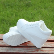 2017 new white shoes in women 8cm sports shoes casual shoes shoes spring shoes