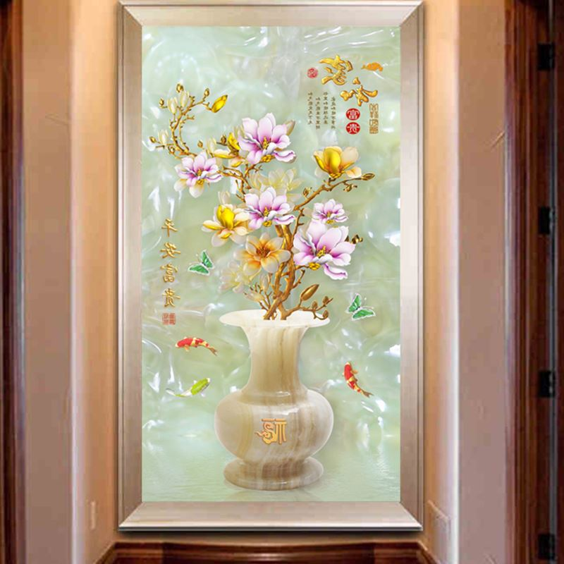 5D, diamond, paintings, are, full, of, diamonds, vases, diamonds,