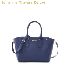 Samantha Thavasa Deluxe Handbag Shoulder Bag Commuter Bag 1520105031