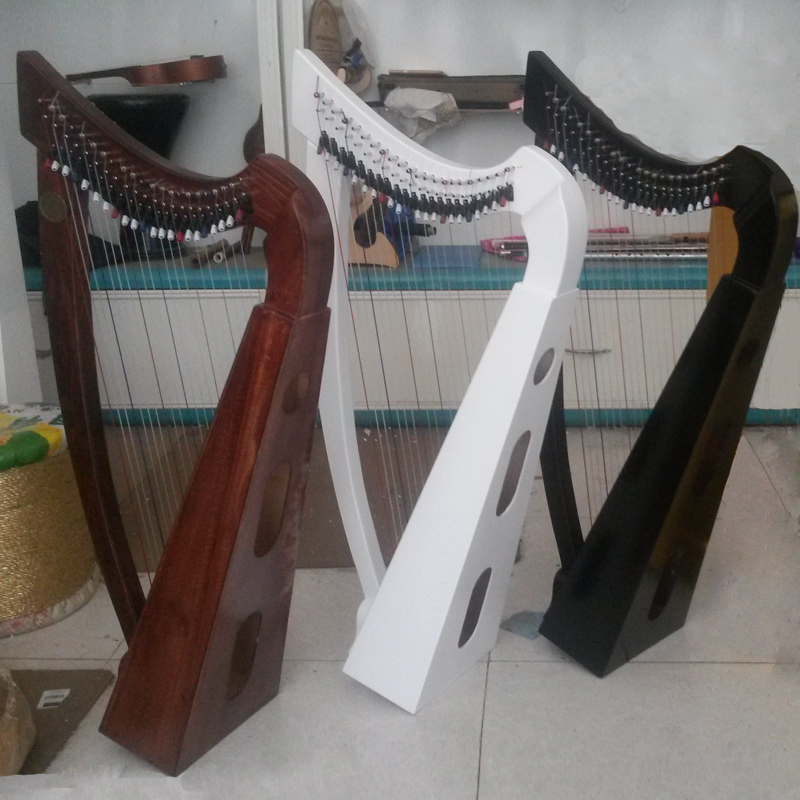 The popularity of the Irish harp harp melody string a small harp harp of travel