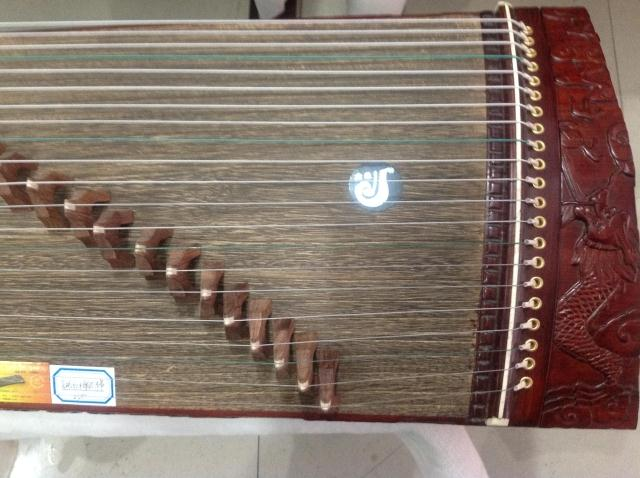 New quality goods store senior offices of portable type of small guzheng element face half zheng, ultra-thin patent bag mail