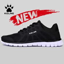 Kelme kalime sports shoes men's shoes summer mesh breathable shock absorption running shoes women wear shoes thin