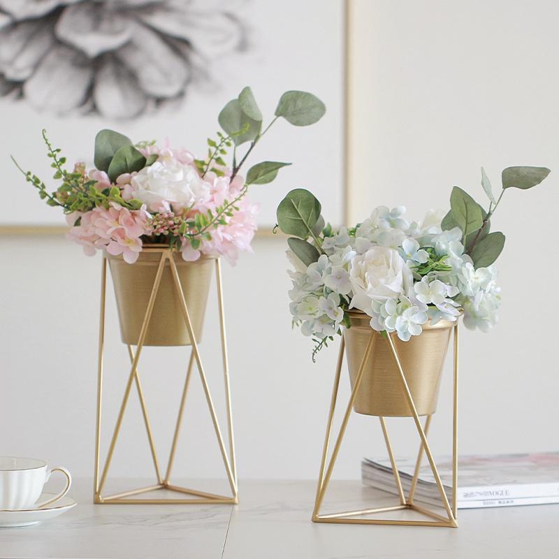 仿真花假花摆件客厅装饰花创意家居装饰品