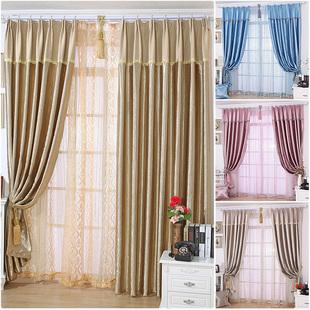 欧式风格现代简约高档客厅卧室飘窗阳台成品定制窗
