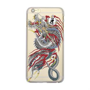 如龙 游戏  大叔 纹身图腾 苹果 iphone5/6plus 5.5/4.7寸 手机壳