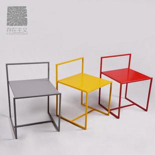 存在主义特价简约设计创意方正时尚休闲椅子电脑椅会议椅办公椅凳图片