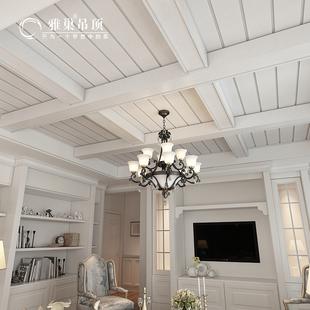 雅巢集成吊顶铝扣板客厅厨房卫生间纳米