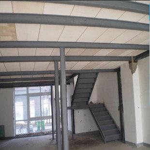 别墅钢结构阁楼 加二层 设计钢结构阁楼 槽钢 工字钢 方钢 焊楼梯