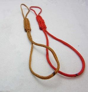 高档壶绳纯手工编织高档茶壶绳子绑系紫砂茶防摔壶盖绳子功夫茶道
