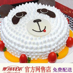 石家庄生日蛋糕定做 卡通创意 儿童卡通生日蛋糕 熊出没 蛋糕配送