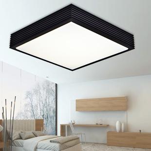 led吸顶灯长方形家装吸顶灯卧室灯温馨灯具客厅现代