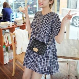 韩版显瘦可爱娃娃裙