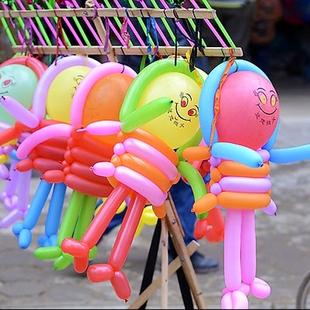 小太子气球造型魔术气球编织长条气球批发活动赠送儿童小玩具气球