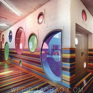 现在室内儿童游乐厂有什么新奇的项目么图片