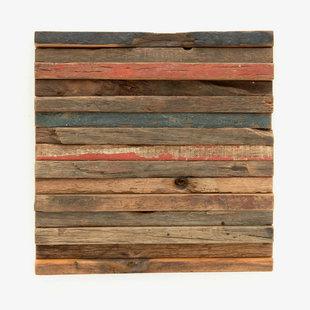 船木马赛克 家装新古典实木马赛克内墙背景装修材料墙贴老船木板