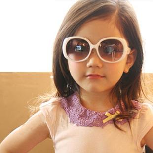 儿童眼镜墨镜太阳镜小孩个性潮韩国男童女童可爱宝宝