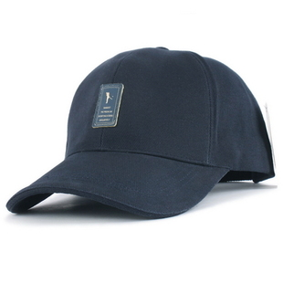 冠師傅 棒球帽鴨嘴帽男士帽子圓頂全棉帽子中年帽子青年帽子圖片