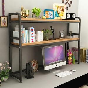 書桌置物架桌上桌面書架簡易 學生用宿舍多層簡約 電腦桌子收納架