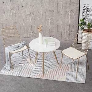 奶茶店桌椅圆形