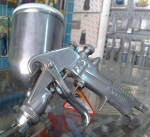 奥利斯特F-75G喷枪 上壶气动喷漆枪 装修装饰高品质喷壶 金鸿辉