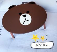 Ноутбук компьютерный стол кровать использование складные бездельник студент комната с несколькими кроватями письменный стол запись стол небольшой мультфильм стол