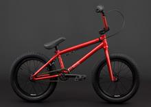 DIY Fly Neo 2018 16 дюймовый BMX автомобиль красный металлик