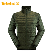 Timberland/ добавлять кипарис дымка мужской тонкая модель на открытом воздухе может хранение вниз пальто |A11F6