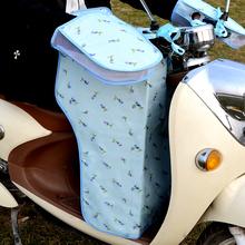 Электромобиль лобовое лето солнцезащитный крем аккумуляторная батарея автомобиль водонепроницаемый затенение крышка трещина перчатки мотоцикл для предотвращения задирается.