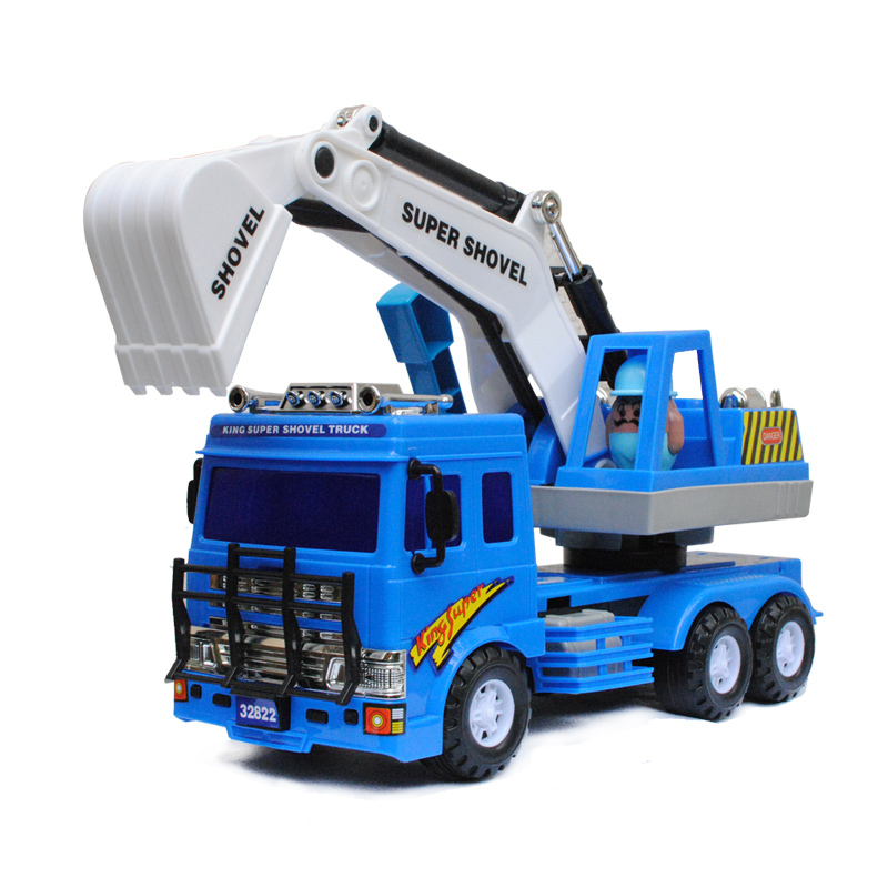 Large Toy Trucks For Boys : Usd large engineering car dump truck big