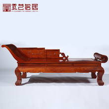 Красное дерево мебель мьянма палисандр лечь кровать дерево китайский стиль королевский стул королевский диван диван красота диван королевский кровать
