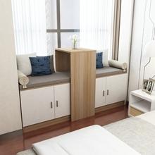 Эркер шкаф хранение хранение кабинет спальня балкон этаж кабинет короткая кабинет от имени джейн примерно пояс может быть сдвиг стол шкафы