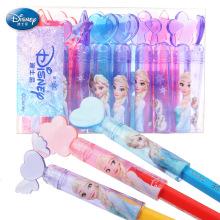 Disney ребенок пера студент карандаш защитный кожух принцесса милый мультики крышка продлить устройство карандаш крышка карандаш крышка