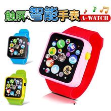 Ребенок игрушка наручные часы обучения в раннем возрасте смартфон стол музыка игрушка наручные часы мальчик девушка может говорить история поэзия спойте песню