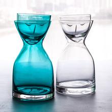 Нордический ветер творческий дизайн сопротивление горячей стакан горшок сочетание холодный питьевой чашка фруктовый сок бутылка прохладно чайник молоко бутылка