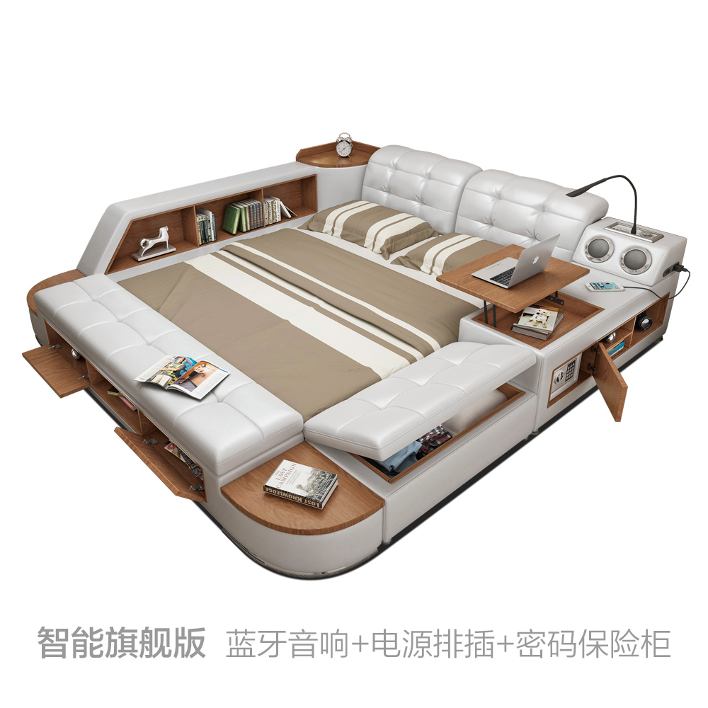 usd audio intelligent bed master tatami bed 1 8 m. Black Bedroom Furniture Sets. Home Design Ideas