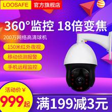 Loosafe 200 десять тысяч сеть высокоскоростной мяч машинально инфракрасный сеть мяч машинально 18 время камера машинально hd 200W