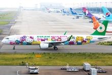 Продвижение Phoenix 04143 тайвань долго слава авиация A321 B-16207 друг дружба машинально 1:400