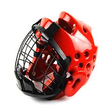 Пустой рука дорога средства защиты головы шлем тхэквондо крышка защищать лицо крышка бокс статьи ребенок для взрослых