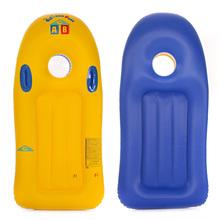 Прибой доска ребенок газированный в небольшой ребенок водный плавающий поплавок доска поплавок кровать дрейфующий плавать круг скольжение вода дать насос для шин