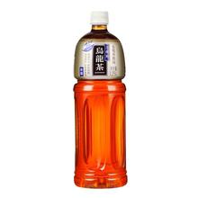 【 рысь супермаркеты 】 SUNTORY / три suntory нет сахар черный дракон чай 1.25L/ бутылка чай напитки