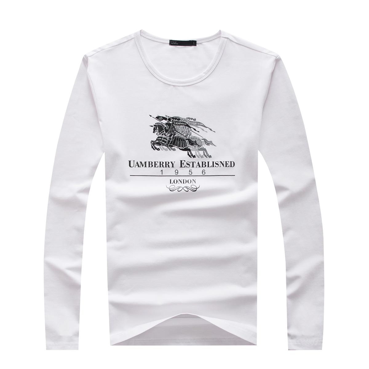 Usd uam thick mens xl floral print white cotton for Thick white cotton t shirt