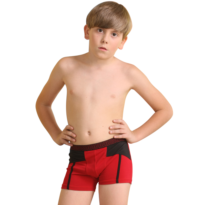 Boy's Boxers - When comfort is the bottom line you can count on our kids' boxers to deliver. Available in soft cotton knit or ring spun cotton, our boys' boxers feature tag-free comfort, soft and stretchable waistbands and a no gap fly.