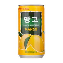 Импорт из южной кореи lotte манго сок напитки манго вкус 180ml/ слушать lotte