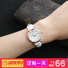 Корейский учащиеся средней школы наручные часы женщины - белый девочки наручные часы мода водонепроницаемый кварц случайный простой правда, пояс женская форма