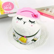 Рождество компания акции год овцы творческий практический подарок выйти замуж праздновать возвращение подарок торт полотенце животное соединенные штаты овец