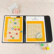 Сложить магнитный конкуренция обучение тактический это тренер обучение волейбол конкуренция шоу учить иллюстрация блюдо доска волейбол песок блюдо