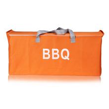 Барбекю портативный пакета барбекю полка ридикюль рюкзак большой размер печь пакета